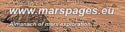 marspages.eu - Almanach of mars exploration